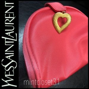 YSL Parfums Cosmetic Pouch